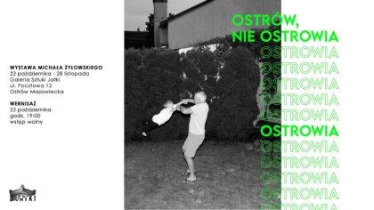 Ostrów Mazowiecka - Już w piątek odbędzie się wernisaż prac Michała Żyłowskiego