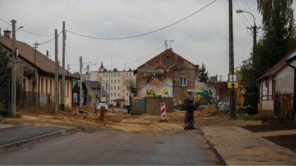 Ostrów Mazowiecka - W naszym mieście nadal trwają prace remontowe poszczególnych