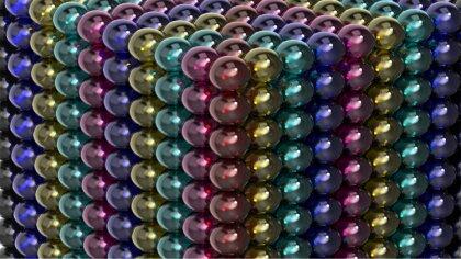 Ostrów Mazowiecka - Kulki magnetyczne to atrakcyjna zabawka zarówno dla dzieci,