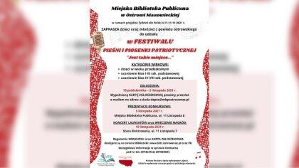 Ostrów Mazowiecka - Miejska Biblioteka Publiczna w Ostrowi Mazowieckiej organizu