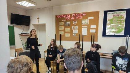 Ostrów Mazowiecka - W Liceum Ogólnokształcącym im. M. Kopernika odbyły się warsz