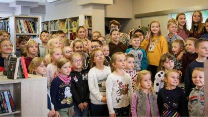 Ostrów Mazowiecka - W Bibliotece Publicznej Gminy Andrzejewo odbyła się Noc Bibl