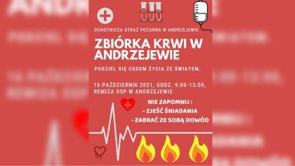 Ostrów Mazowiecka - W remizie Ochotniczej Straży Pożarnej w Andrzejewie zorganiz