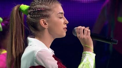 Ostrów Mazowiecka - Finałowy odcinek programu The Voice Kids emitowany przez pro