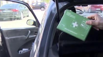 Ostrów Mazowiecka - Rząd chce wprowadzić obowiązek posiadania apteczki w każdym