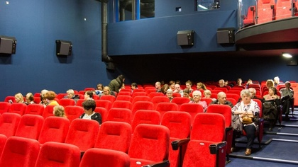 Ostrów Mazowiecka - Wczoraj w kinie Ostrovia odbyła się retransmisja baletu z Te