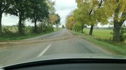 Ostrów Mazowiecka - Otrzymaliśmy odpowiedź z Powiatowego Zarządu Dróg w Ostrowi