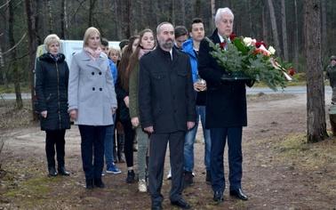 Ostrów Mazowiecka - Dzień pamięci o żołnierzach antykomunistycznego i niepodległ