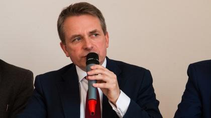 Ostrów Mazowiecka - Po raz kolejny przewodniczący rady miasta Mieczysław Stanisł