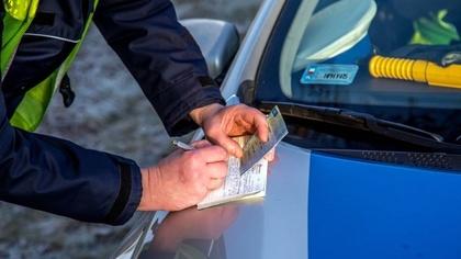 Ostrów Mazowiecka - Policjanci ruchu drogowego z Ostrowi Mazowieckiej zatrzymali