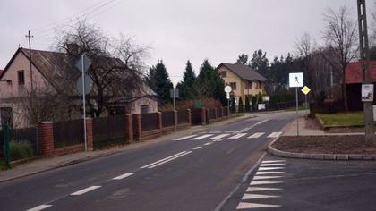 Ostrów Mazowiecka - Dobiegła końca przebudowa dróg powiatowych na odcinku Wólka