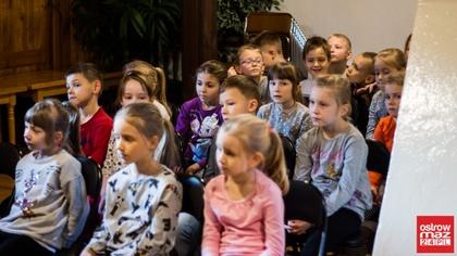 Ostrów Mazowiecka - Bezpłatne zajęcia dla dzieci i młodzieży w Miejskiej Bibliot