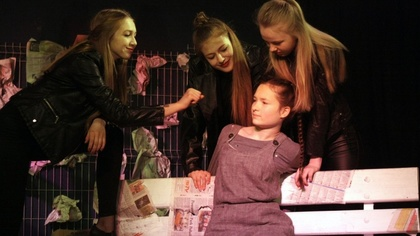 Ostrów Mazowiecka - Teatr Scena Kotłownia zaprasza rodziny z dziećmi w wieku od