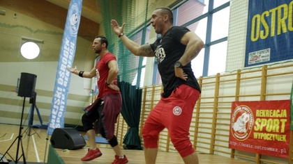 Ostrów Mazowiecka - W sobotnie popołudnie Miejski Ośrodek Sportu i Rekreacji w O