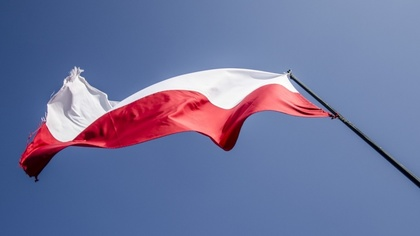 Ostrów Mazowiecka - Z okazji 101 rocznicy odzyskania przez Polskę niepodległości