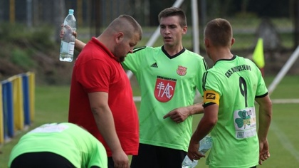 Ostrów Mazowiecka - Piłkarze GKS Andrzejewo to obecnie rewelacja rozgrywek B kla