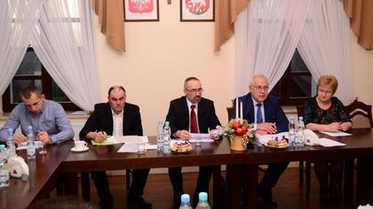 Ostrów Mazowiecka - W czwartek 28 grudnia odbyła się XXIV sesja Rady Gminy w Bro