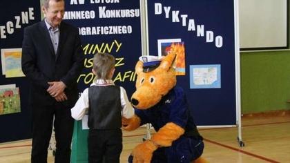 Ostrów Mazowiecka - W Publicznej Szkole Podstawowej imienia majora Henryka Sucha