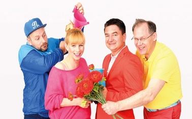 Ostrów Mazowiecka - Zielonogórski kabaret Ciach w niedzielę 26 lutego wystąpi w