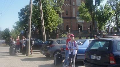 Ostrów Mazowiecka - Dwadzieścioro uczestników z gminy Wąsewo wyjechało na letnie