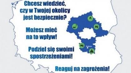 Ostrów Mazowiecka - Dzięki Krajowej Mapie Zagrożeń Bezpieczeństwa każdy mieszkan