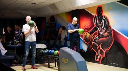 Ostrów Mazowiecka - Kolejne ciekawe starcia ostrowskich drużyn bowlingowych za n