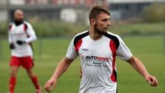 Sport: Ostrów Mazowiecka - Piłkarze KS Wąsewo w spotkaniu 18 kolejki rozgrywe