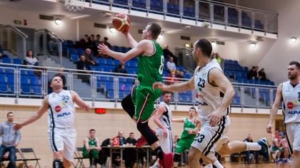 Ostrów Mazowiecka - Koszykarze Sokoła Ostrów Mazowiecka przegrali najważniejsze