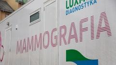 Ostrów Mazowiecka - Już wkrótce mobilna pracownia mammograficzna LUX M