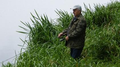 Ostrów Mazowiecka - Rywalizację na żywej rybie przeprowadzono nad Bugiem, gdzi