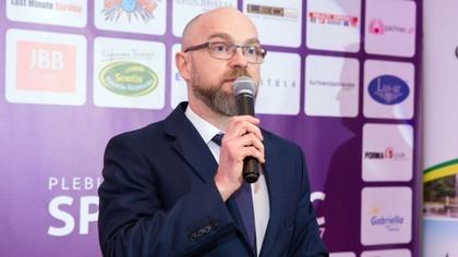Ostrów Mazowiecka - Michał Kulesza, który pełnił funkcję kierownika biura promoc