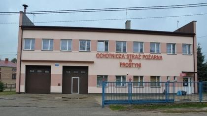 Ostrów Mazowiecka - W związku z pandemią wirusa COVID-19, OSP Prostyń wspólnie z