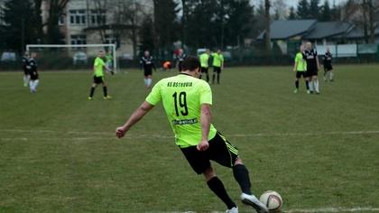Ostrów Mazowiecka - Piłkarze Ostrovii Ostrów Mazowiecka doznali porażki w ostatn