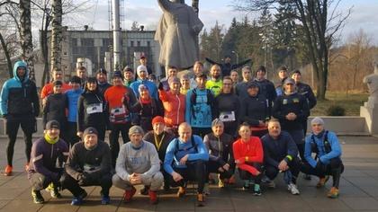 Ostrów Mazowiecka - Grupa Ostrów Biega 6 stycznia pokonała podczas wyzwania pod