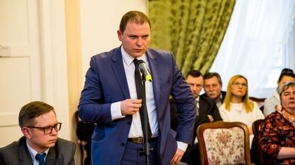 Ostrów Mazowiecka - Podczas ostatniej sesji rady miasta Paweł Mieczkowski, preze