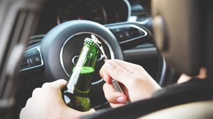 Ostrów Mazowiecka - Ponad 1,1 promila alkoholu w organizmie miał kierowca opla,