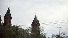 Ostrów Mazowiecka - W kościele pw. Wniebowzięcia Najświętszej Maryi Pa