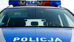 Ostrów Mazowiecka - Na parkingu sklepu Biedronka doszło do zderzenia d