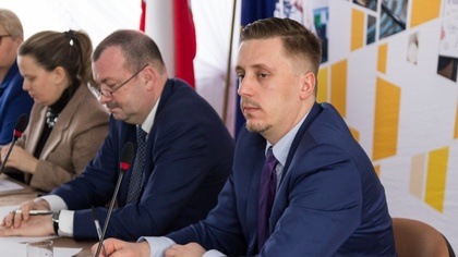 Ostrów Mazowiecka - Komitet monitorujący RPO WM 2014-2020 spotkał się w wąsewski