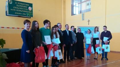 Ostrów Mazowiecka - Po raz dziesiąty odbyła się Powiatowa Olimpiada Ekologiczna