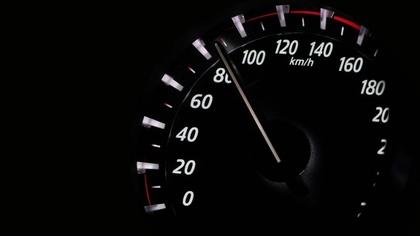 Ostrów Mazowiecka - Nadmierna prędkość to jedna z głównych przyczyn wypadków dro