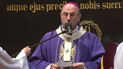 Ostrów Mazowiecka - W środę popielcową Prymas Polski arcybiskup Wojciech Polak r