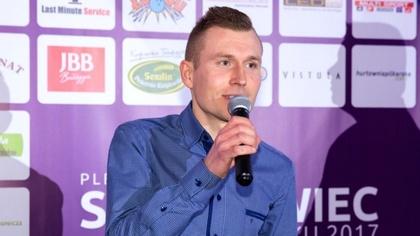 Ostrów Mazowiecka - Przemysław Dąbrowski ma za sobą świetny sezon, w którym aż 2