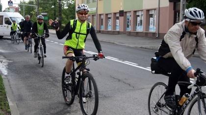 Ostrów Mazowiecka - Rajd rowerowy dookoła powiatu ostrowskiego to bardzo dobra o