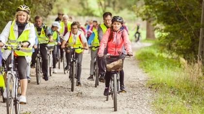 Ostrów Mazowiecka - Dożynkowy wyścig rowerowy po raz pierwszy pojedzie w Starej