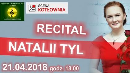 Ostrów Mazowiecka - Młoda i utalentowana wokalistka będzie gościem kolejnego spo