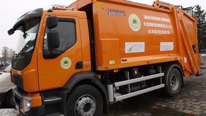 Ostrów Mazowiecka - O nowy samochód do zagospodarowania odpadów stałych oraz poj