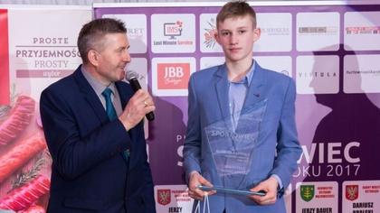 Ostrów Mazowiecka - Sebastian Moszczyński to wielki talent Ostrołęckiego Klubu L