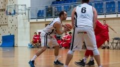 Ostrów Mazowiecka - Koszykarze ostrowskiego Sokoła nie potrafili powró