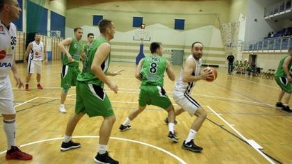 Ostrów Mazowiecka - W spotkaniu siódmej kolejki 2 ligi koszykarze ostrowskiego S